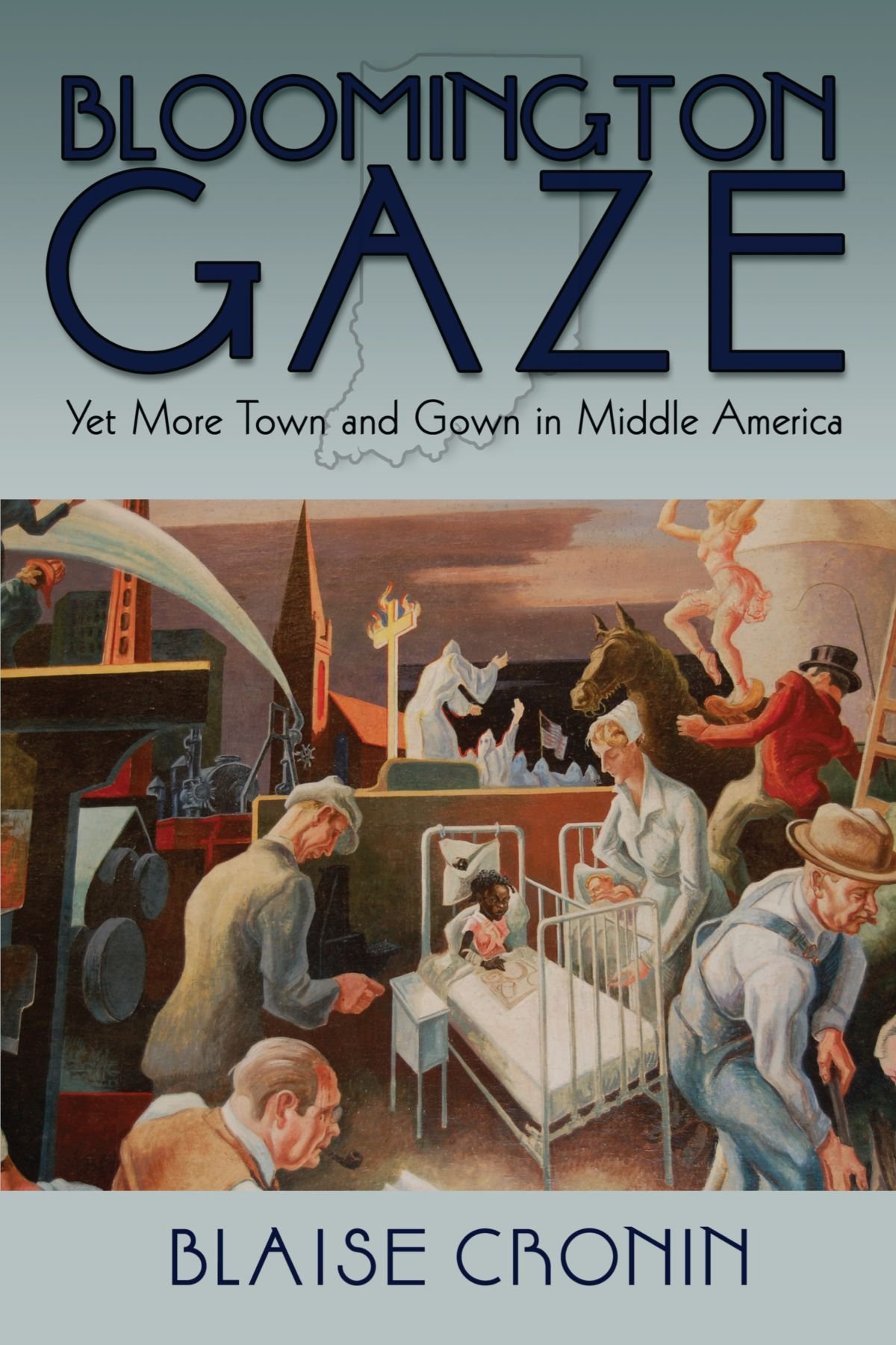 Bloomington Gaze: Yet More Town and Gown in Middle America: Blaise ...