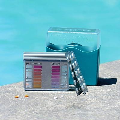 Pooltester Cloro y pH