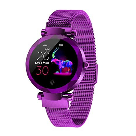 Amazon.com: omodofo Womens Smart Watch Fitness Tracker with ...