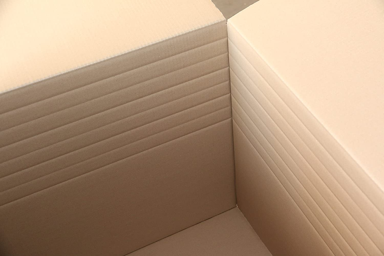 3 St/ück Versandkarton 600x600x600 mm f/ür PC Monitor Felgen Karton 19 bis 21 Zoll Umzugskartons 2.30 BC 2 wellig stabil Versandschachtel 60x60x60 cm DHL Kiste Post Versandbox