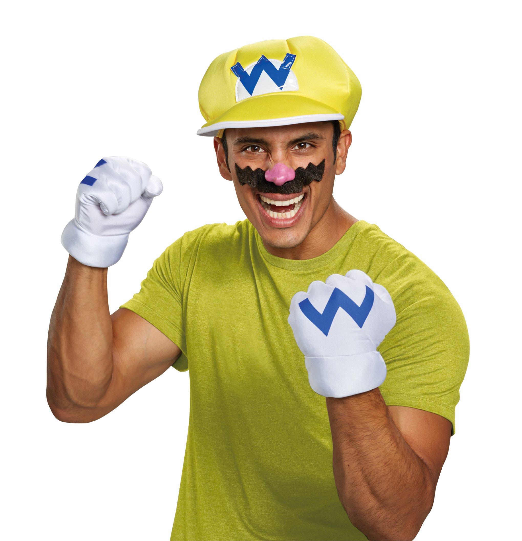 Wario Super Mario Bros. Nintendo Child Costume Kit