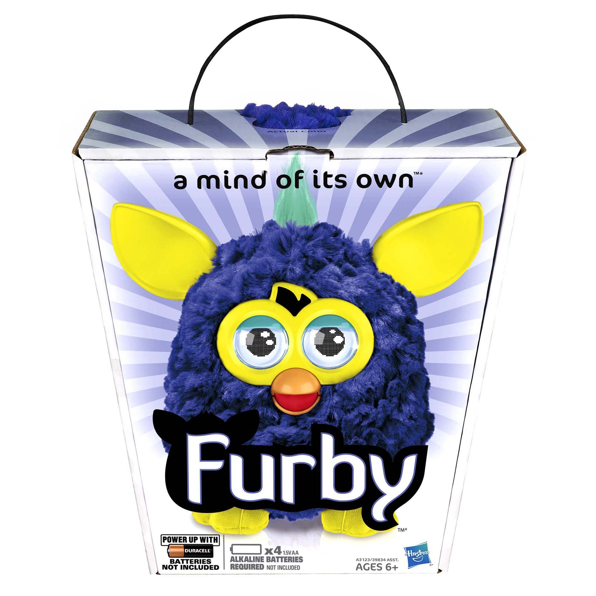 Furby, Blue/Yellow by Furby (Image #3)