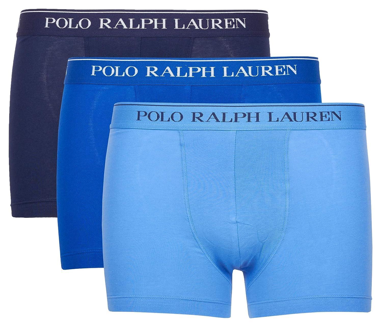 Polo Ralph Lauren 251U3TNK-B6598-Bañador Hombre Blautöne (010) XXL ...