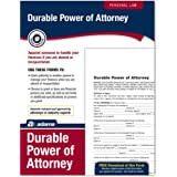 Adams Durable Power of Attorney, Forms and Instructions (LF205), White