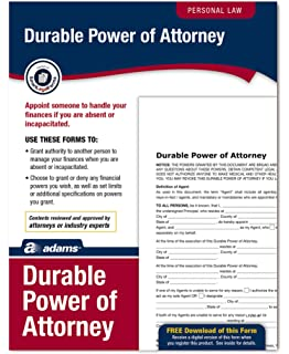 Amazon living will advance health care directive usa do adams durable power of attorney forms and instructions lf205 solutioingenieria Images