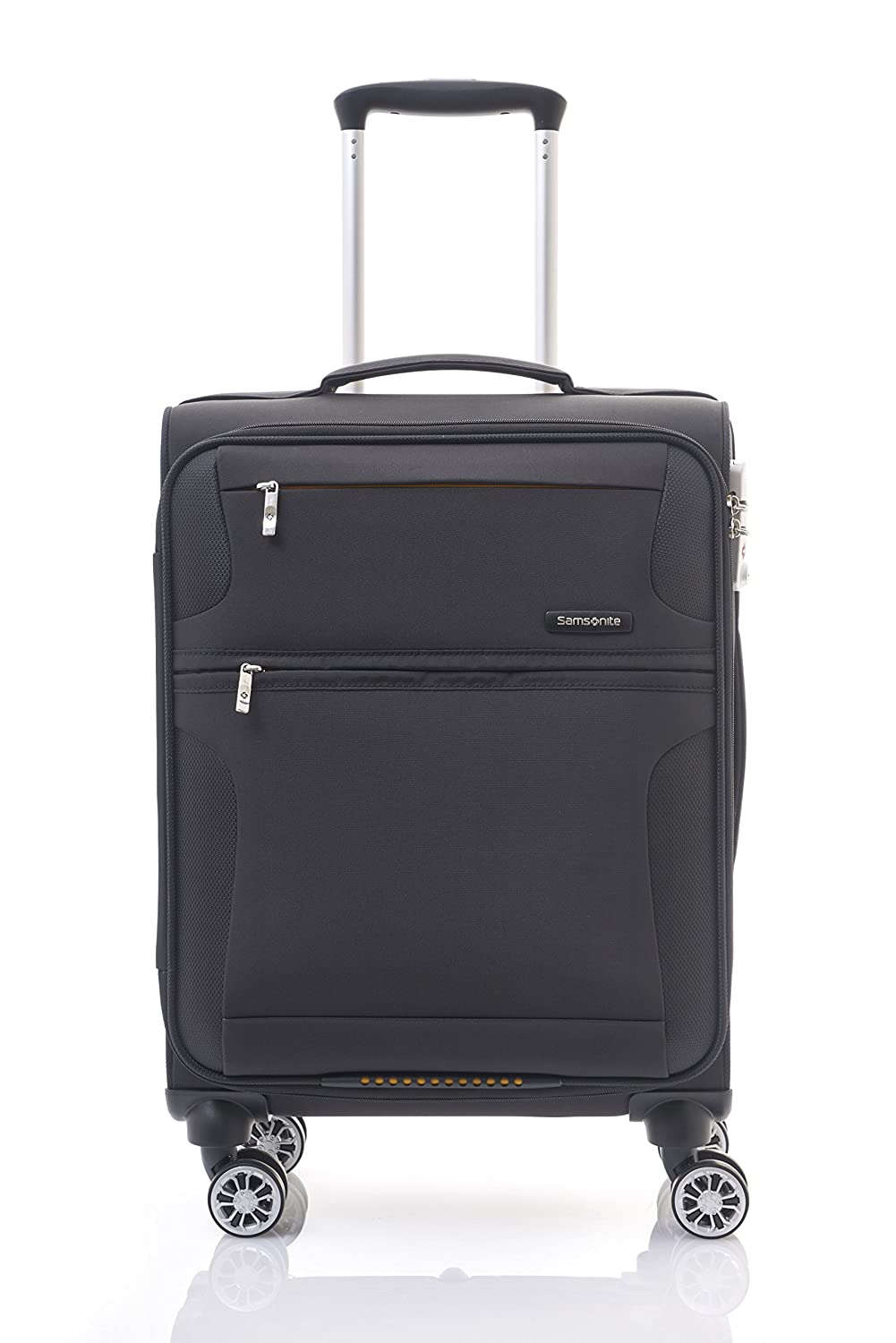 Samsonite Crosslite Spinner Carry-On, Black, International Carry-On (Model:92036-1041) Samsonite Corporation - CA