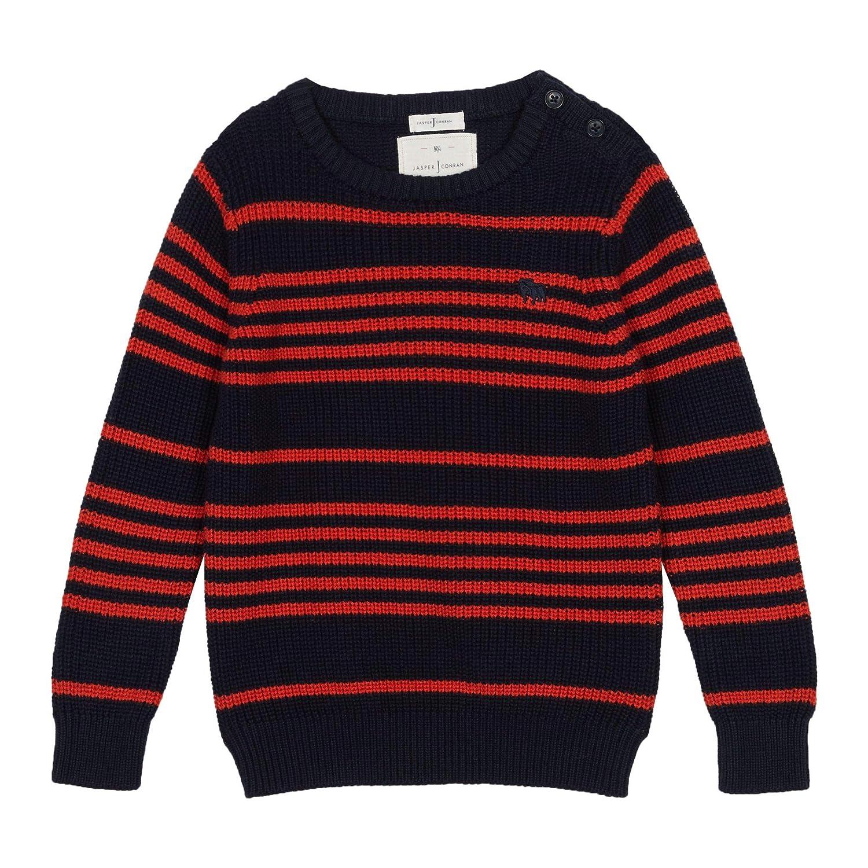 f497e7f3a389 Debenhams J by Jasper Conran Kids Boys  Navy Striped Knit Jumper  J ...