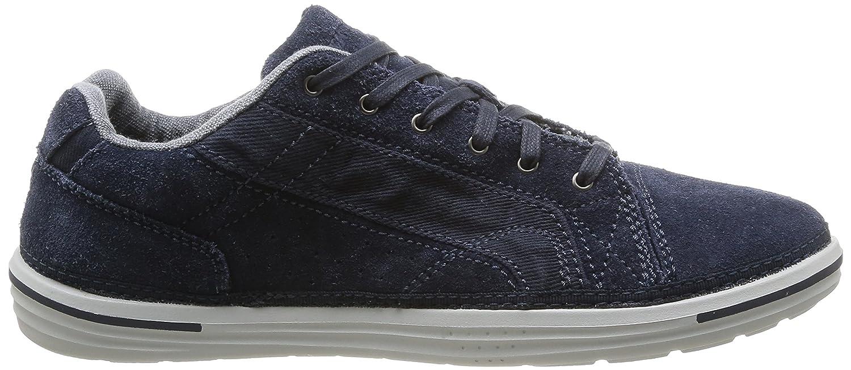 Skechers Landen Buford, Sneaker uomo Blu Bleu (Nvy) 40