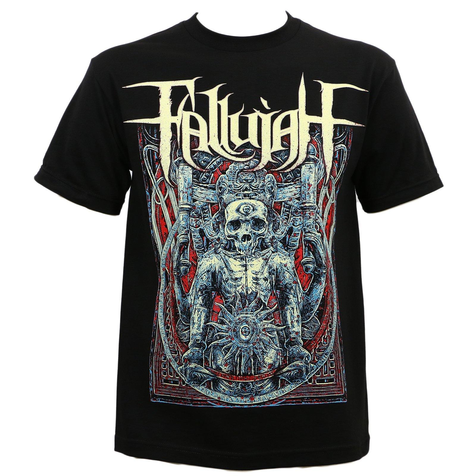 Indie Merch Fallujah S Demise Tshirt Black