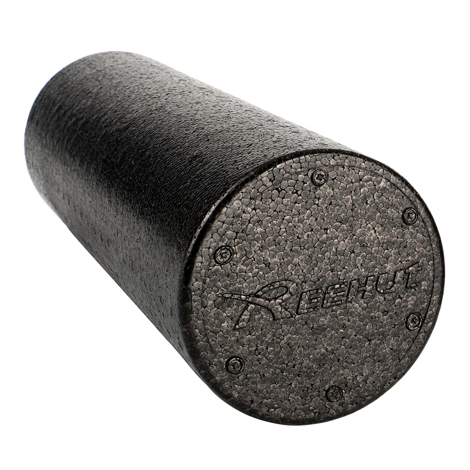 REEHUT Foam Roller – Firm High Density Muscle Rollers with Free User E-Book