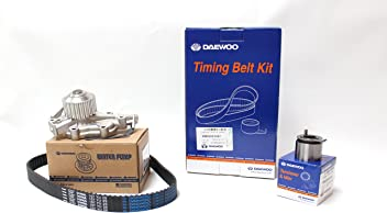 Timing Belt Kit with water pump for Chevy Chevorlet Daewo Tico Matiz Part:82001007