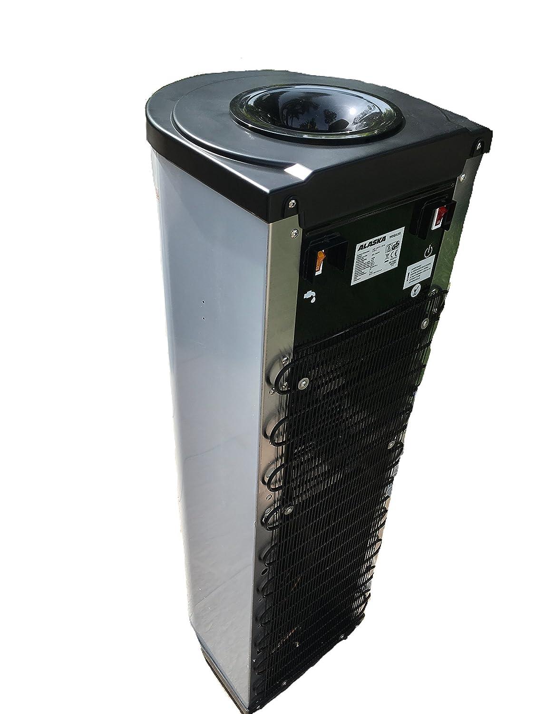 Distribuidor de agua Alaska wds52s dispensador agua caliente y fría de acero inoxidable.: Amazon.es: Hogar