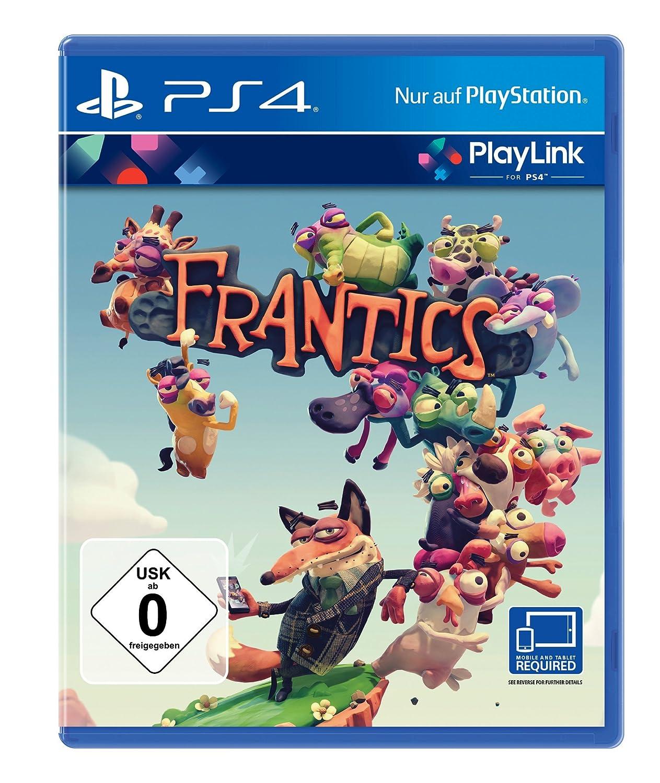 Frantics - PlayStation 4 [Importación alemana]: Amazon.es ...