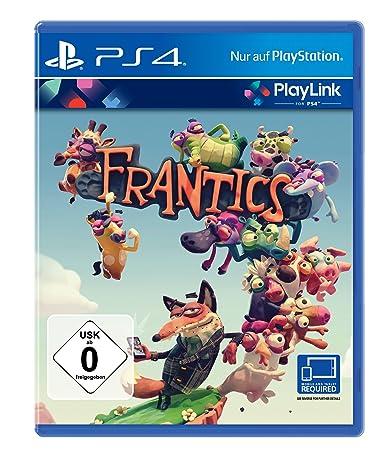 Frantics - PlayStation 4 [Importación alemana]: Amazon.es: Videojuegos