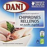 Dani - Chipirones Rellenos en aceite vegetal - 148 g