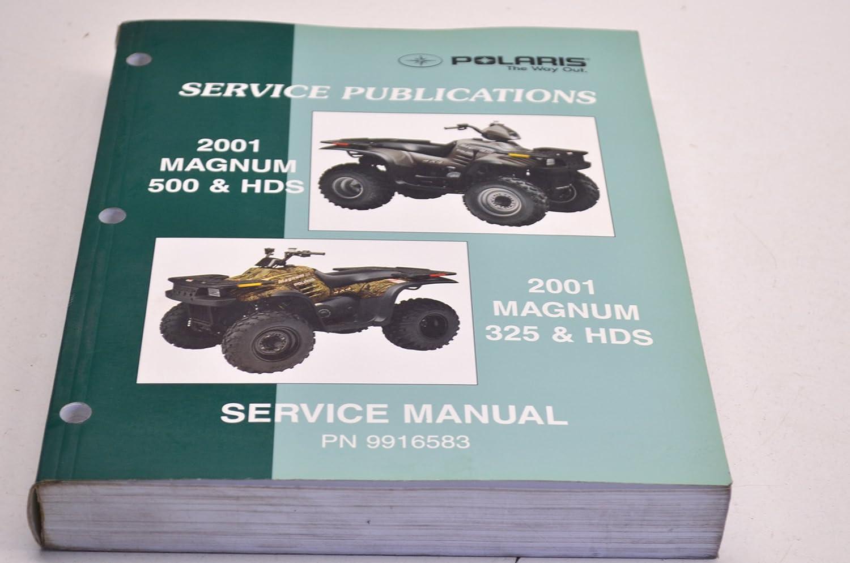 Amazon.com: Polaris Manual Svc 01 Magnum 325/500 9916583 New Oem: Automotive