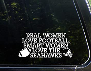 Seahawk Decal For Women