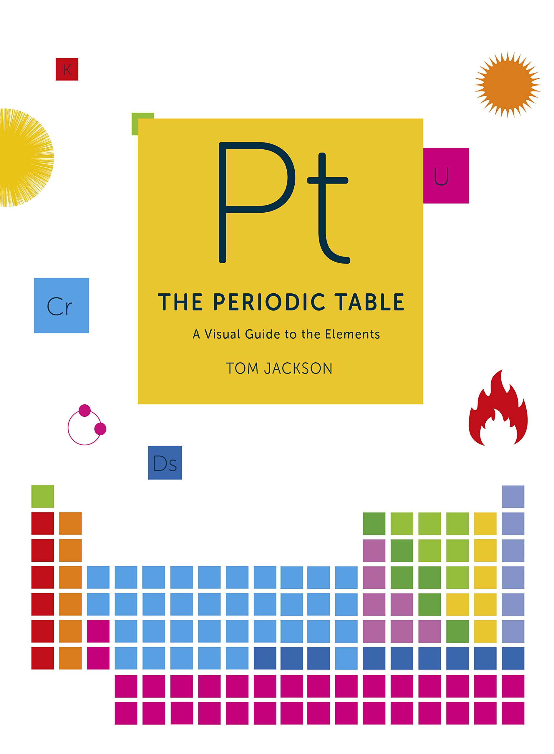 The Periodic Table A Visual Guide To The Elements Amazon