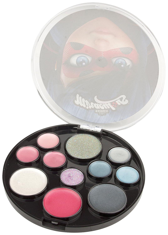 Miraculous Ladybug boite à maquillage ronde enfants Kidzplay 20995000