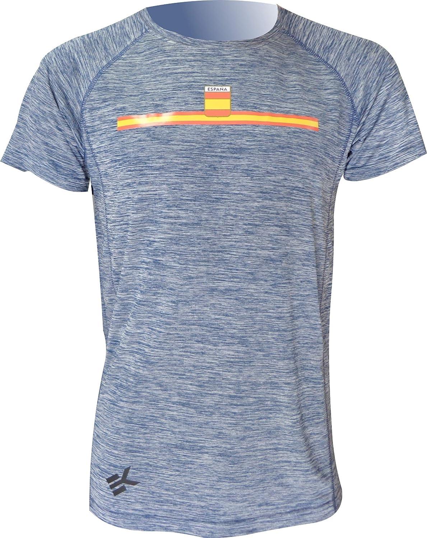 T-Shirt EKEKO TEIDE - Spanien. Wettkampf-T-Shirt, weich ...