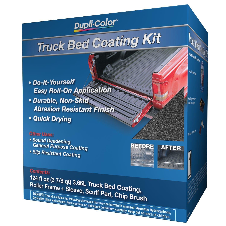 Dupli-Color TRG302K Truck Bed Coating - 124 fl. oz. by Dupli-Color (Image #1)