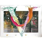 V Gallery Premium Flavoured Vodka Gift Set 5 cl (Case of 4)