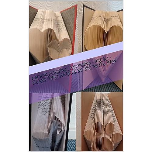 Book Folding Amazon Amazing Book Folding Patterns Free Download