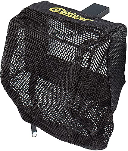 Brass Catcher One Pic Rail Mount Heat Resistant Mesh And Quick Zippered Bottom