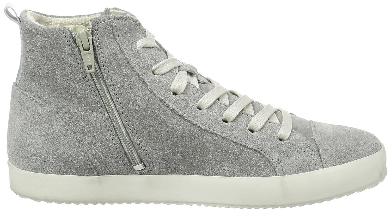 Tamaris 25220 Damen 25220 Tamaris High-Top Grau (Grau/Silver 296) c984db
