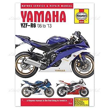 2006 yamaha r6s manual car owners manual u2022 rh karenhanover co 2006 Yamaha R6 1999 yamaha r6 service manual pdf
