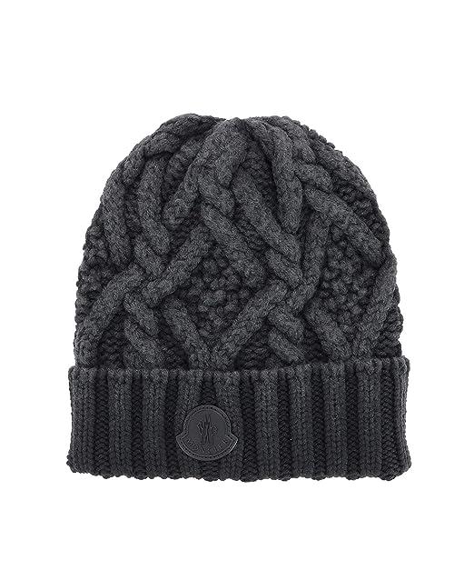 cappello lana moncler uomo