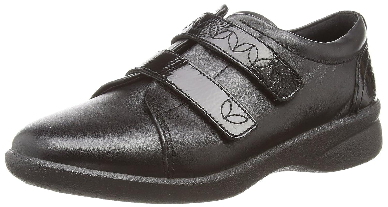 Padders Revive 639N - Zapatos Mujer 40.5 EU Negro (Black 10)