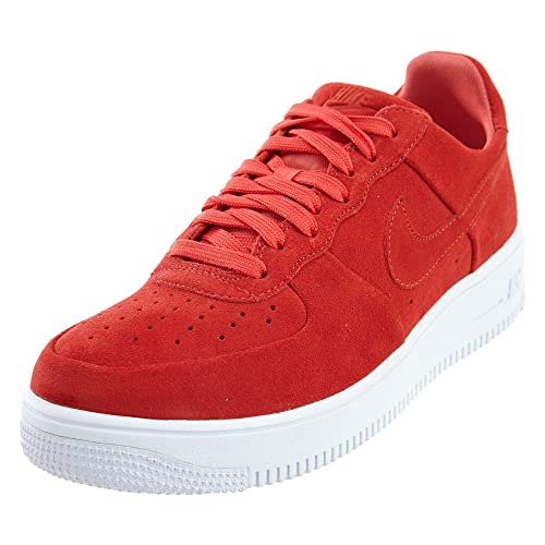 new arrivals 114ff 809be Nike Air Force 1 Ultra Force Track RedTrack Red-White (11) Buy Online at  Low Prices in India - Amazon.in