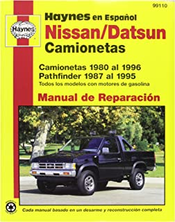Nissan pick ups and pathfinder 1989 95 chilton total car care haynes publications inc 99110 repair manual fandeluxe Gallery