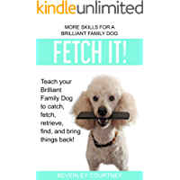 Fetch It!: Teach your Brilliant Family Dog to catch, fetch, retrieve, find, and bring things back! (More Skills for a Brilliant Family Dog)