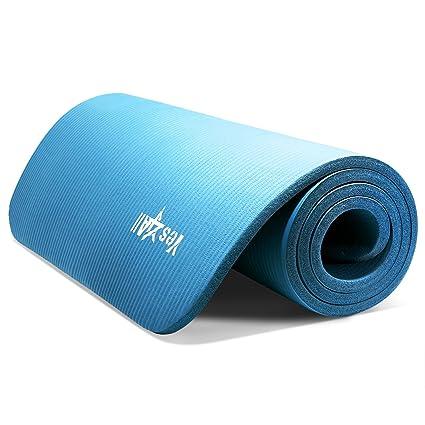 Blue NPR Yoga Mat 68x24x0.4