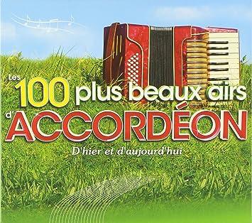 VARIOUS ARTISTS - 100 Most Beautiful Accordion Tunes / Various