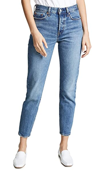 Levis Womens Wedgie Icon Jeans