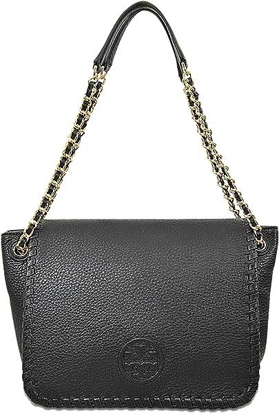 6c192915a8fb Tory Burch Marion Small Flap Shoulder Bag  Handbags  Amazon.com