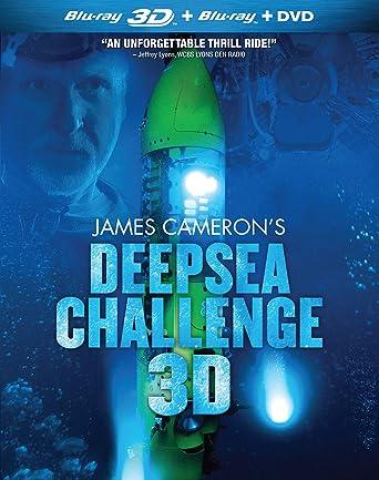 James cameron's deepsea challenge blu-ray us import: amazon. Co. Uk.