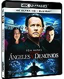 Ángeles Y Demonios (4K Ultra HD) [Blu-ray]