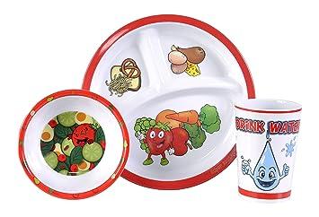 Healthy Kids Dinner Set