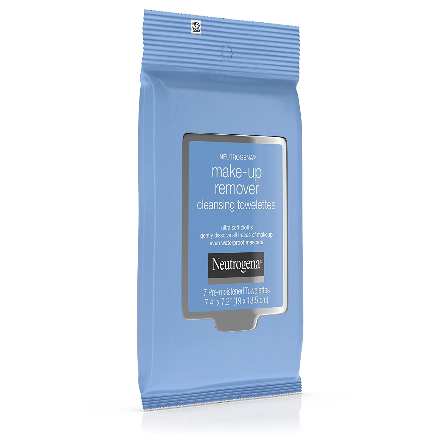 Amazon.com: Neutrogena Makeup Remover Cleansing Towelettes, 7 Count: Beauty