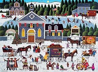 product image for Buffalo Games - Charles Wysocki - Churchyard Christmas - 1000 Piece Jigsaw Puzzle