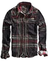 Brandit Raven Shirt brown-red