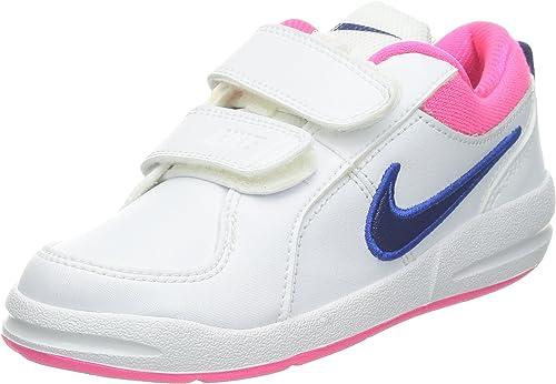 zapatillas nike niña azules