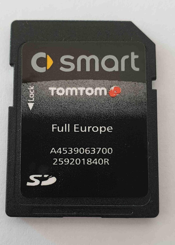 Sd Karte Smart Europe 2018 A4539063700 Computer Zubehör