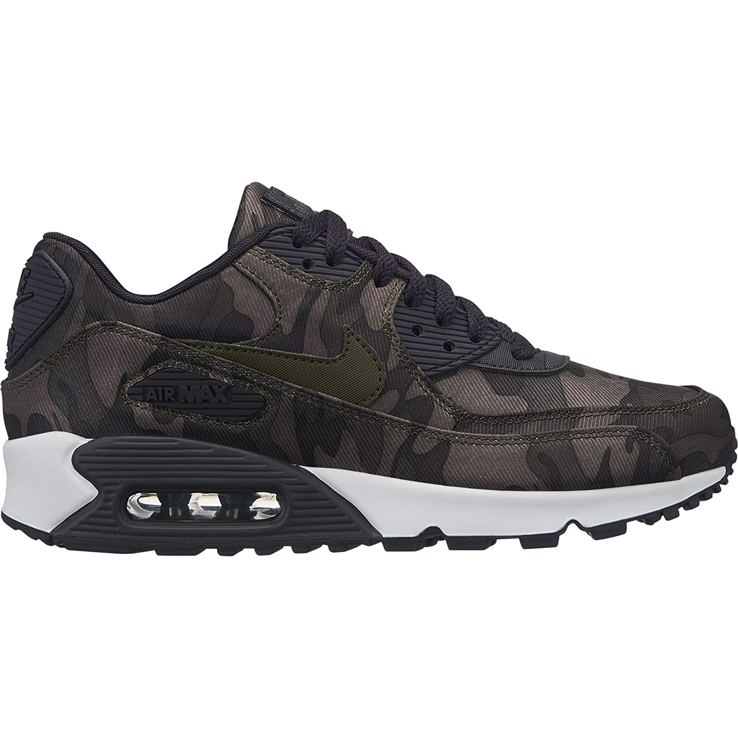 9112831184ca Amazon.com  Nike Women s Air Max 90 CSE Camouflage-Print Sneakers ...