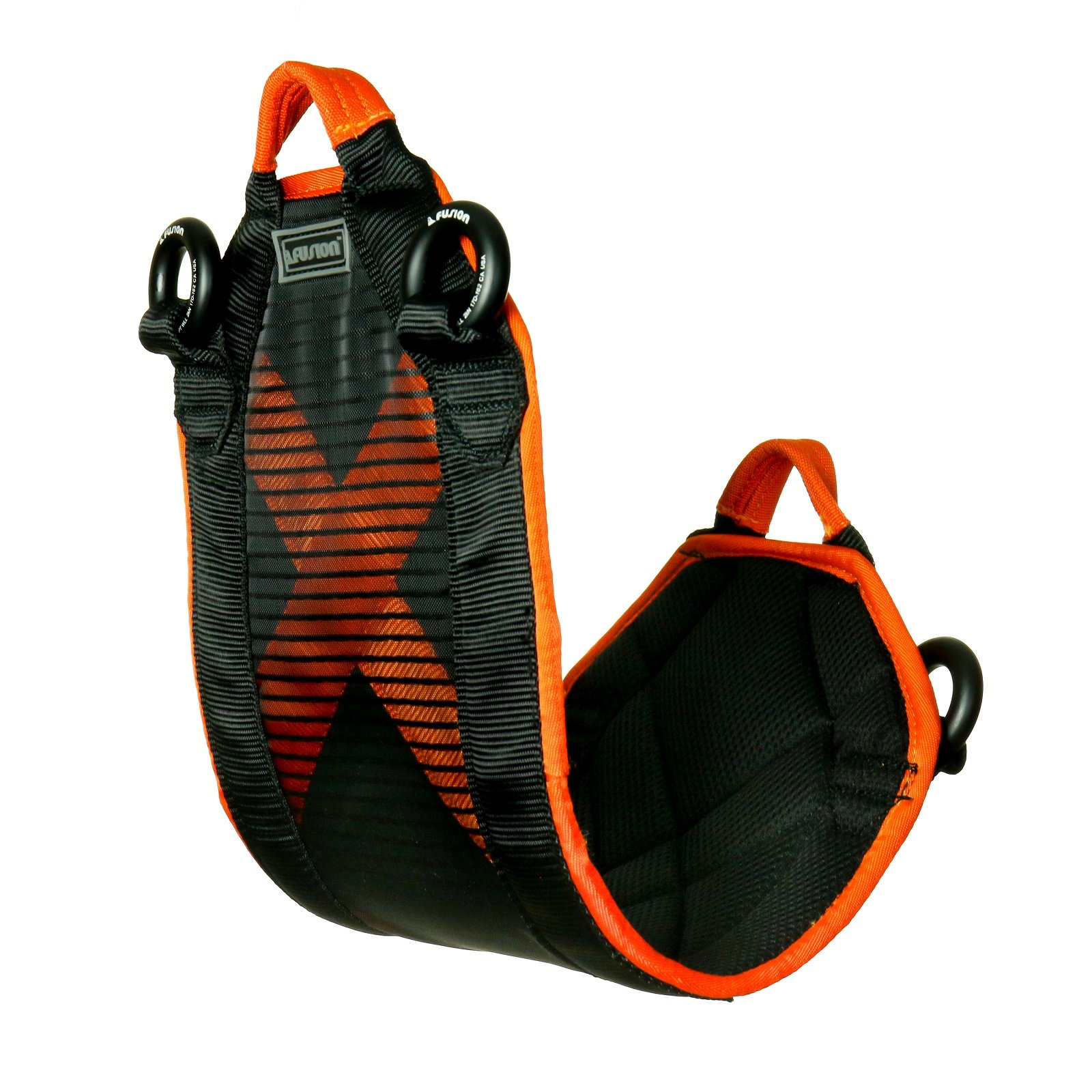 Fusion Climb Portable PRESTO X FIT GYM system - Superior X Leg Pad, MADE IN USA by Fusion Climb