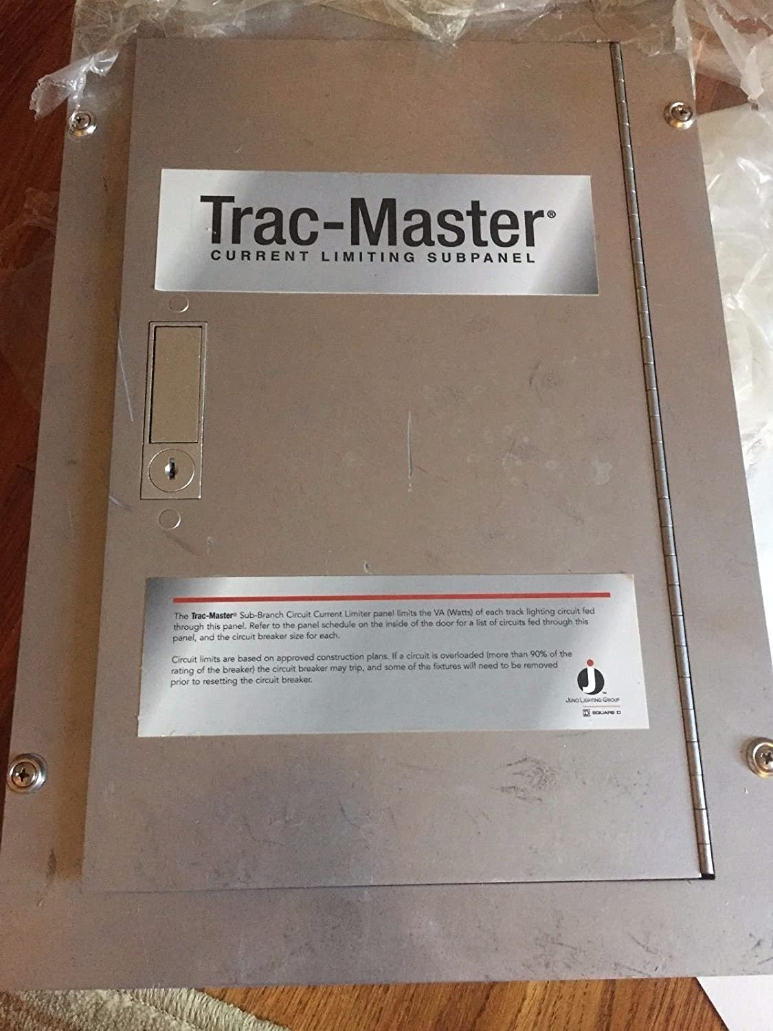 Juno Cls21trac Master Current Limiting Subpanelpanel Circuit 21 Breakboxyl Everything Else